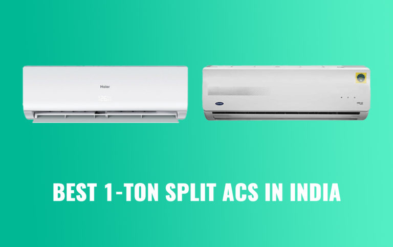 Best 1-Ton Split ACs in India