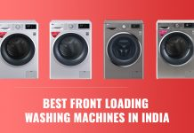 Best Front Loading Washing Machines in India