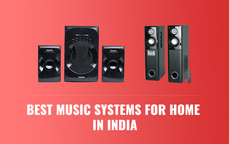 Best Music Systems For Home in India