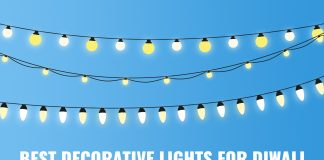 Best Decorative Lights For Diwali