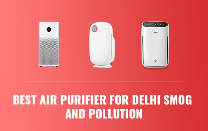 Best Air Purifier for Delhi Smog and Pollution