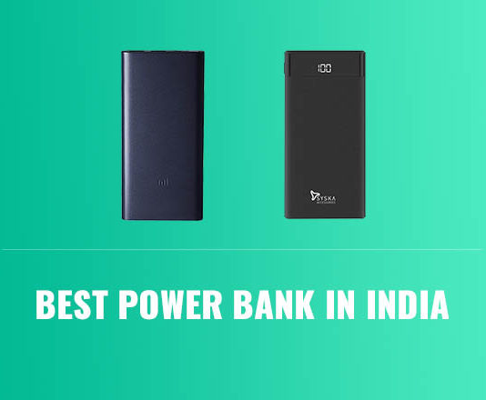 best power bank company in india