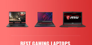 best gaming laptops under 1 lakh