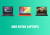 Best AMD Ryzen Laptops
