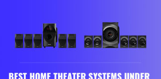 Best Home Theaters Under 10000 in India