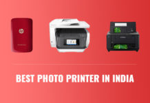 Best Photo Printers in India
