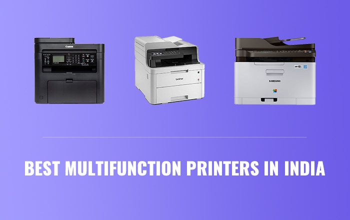 Best Multifunction Printer in India