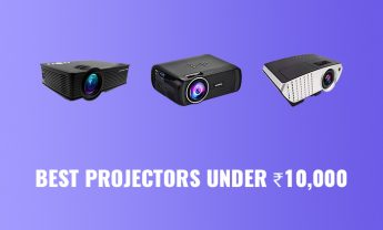 Best Projectors Under ₹10,000 in India – 2021 [Our Top Picks]