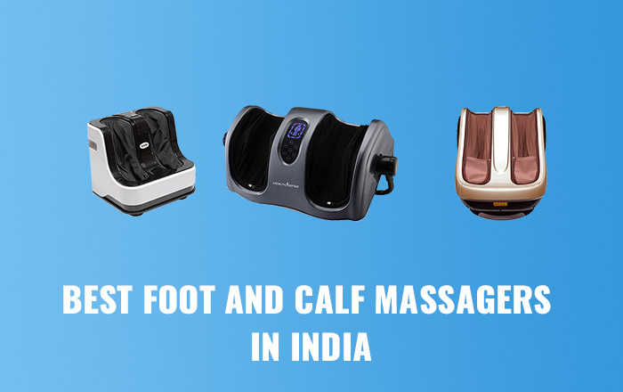 Best Foot and Calf Massagers in India